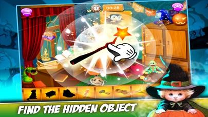 Hidden Objects - Halloween Mystery screenshot one