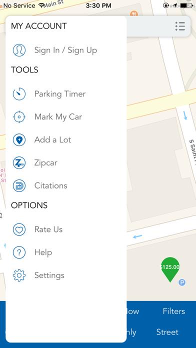 Dallas Parking screenshot 5