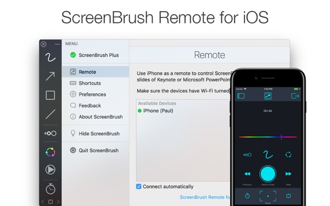 ScreenBrush Screenshot
