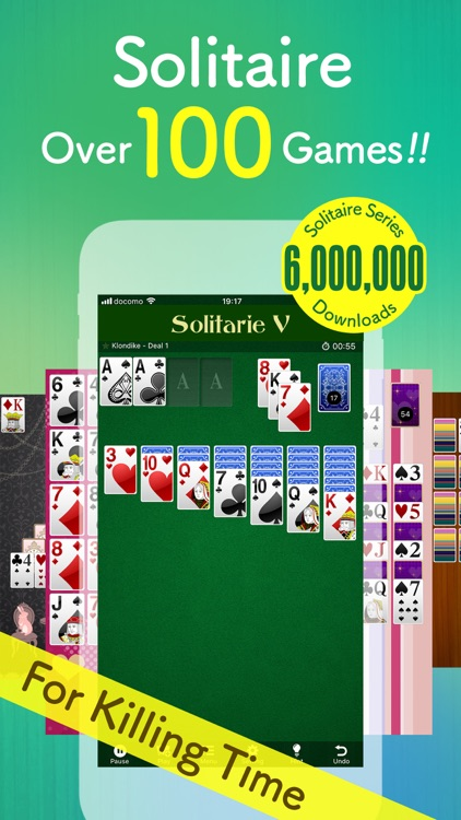 Solitaire Victory screenshot-0