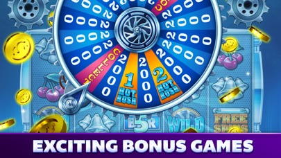 Epic Diamond Slots: Casino Fun 3.3.5 IOS