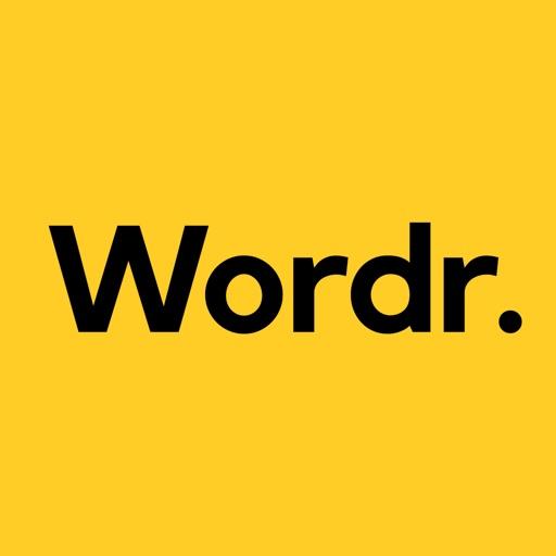Wordr.