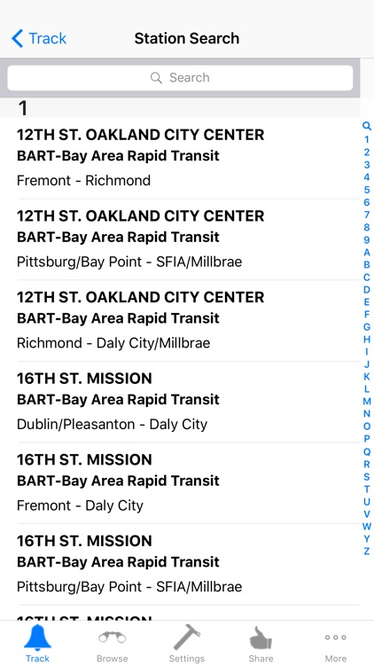 TrackMyStop Never Miss a Stop screenshot-2