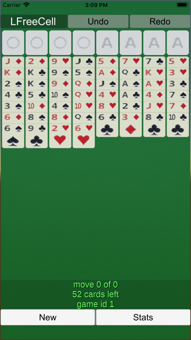 Freecell Solitaire LF... screenshot1