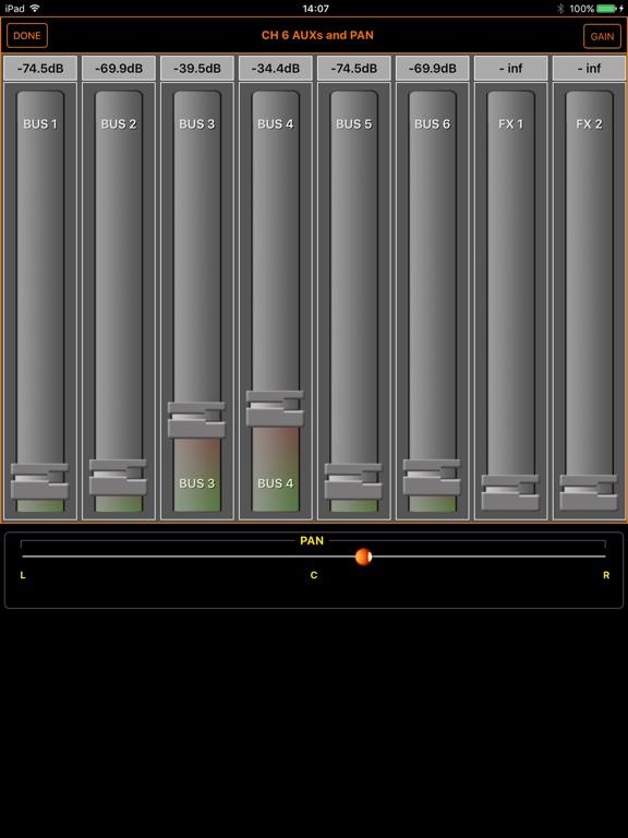 M Air FMP Remote screenshot 8