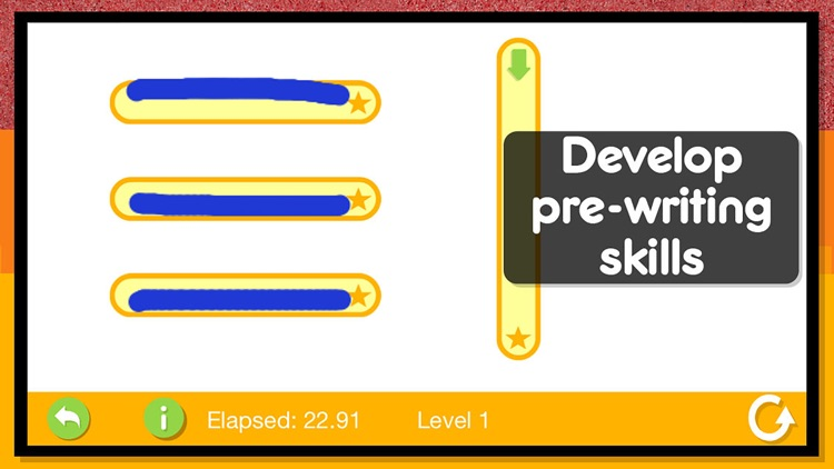 Dexteria Jr. - Fine Motor Skill Development screenshot-1
