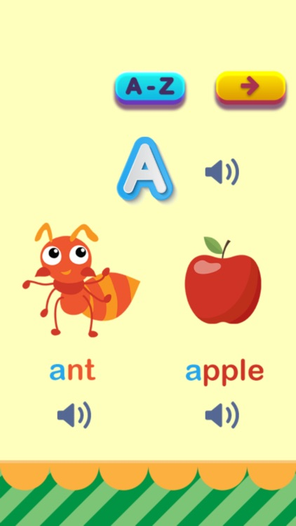 ABC Alphabet - Learning Games screenshot-3