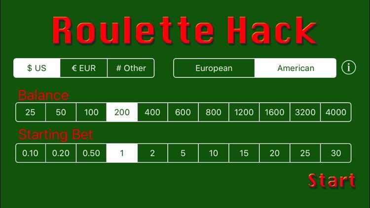 Roulette-Hack
