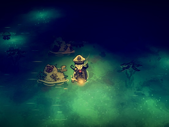 Игра Don't Starve: Shipwrecked