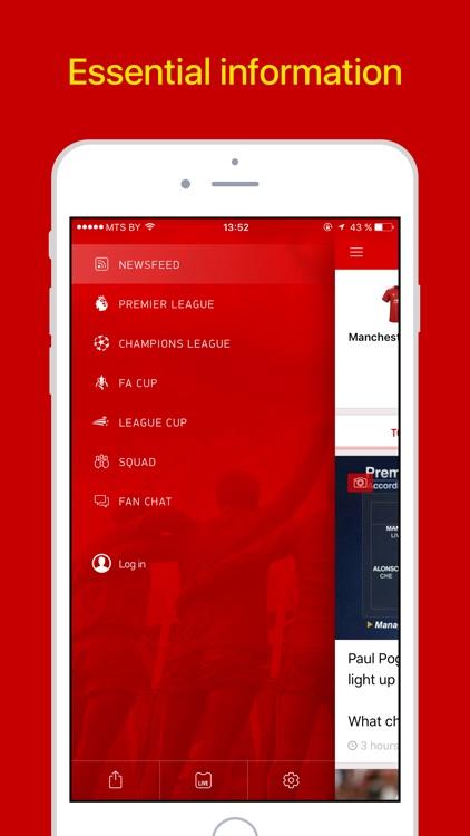 MU Live – Scores & Results. screenshot-4