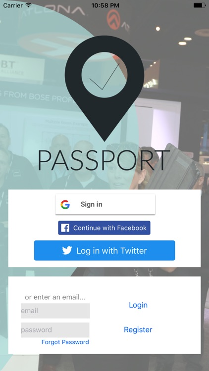 rAVe PASSPORT by rAVe [Publications]