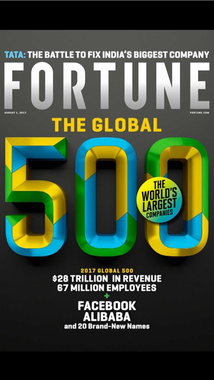 Fortune Magazine Europe screenshot-0