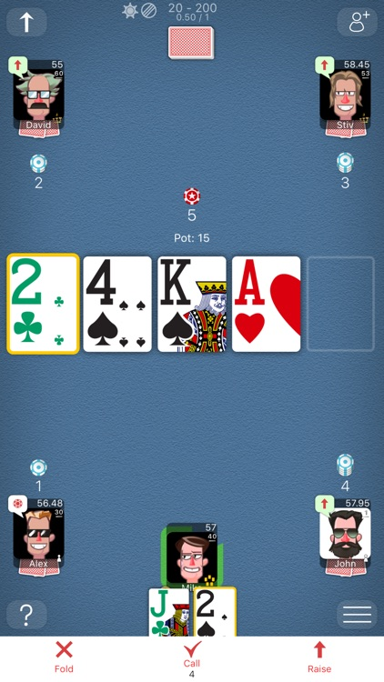Poker Online Games screenshot-0