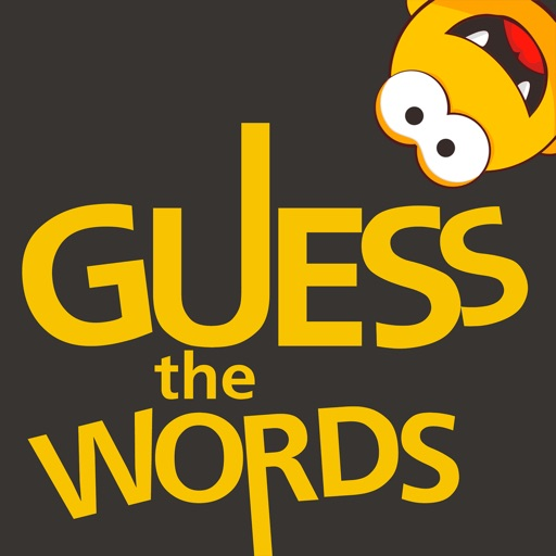 Guess The Words: Letter Puzzle