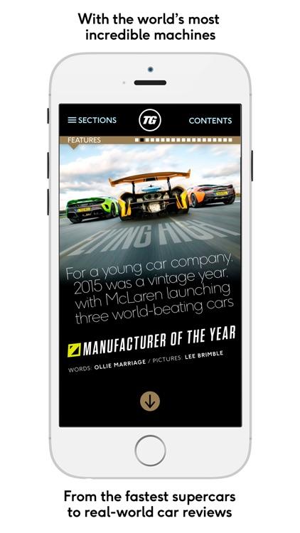 Top Gear Magazine screenshot-3