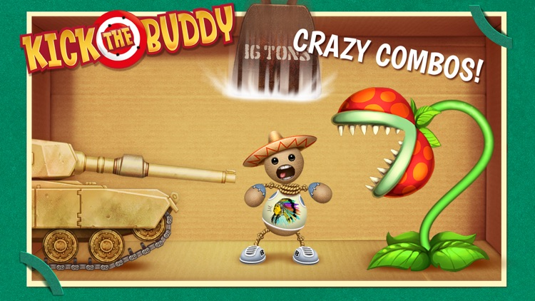 Kick the Buddy (Ad Free) screenshot-4