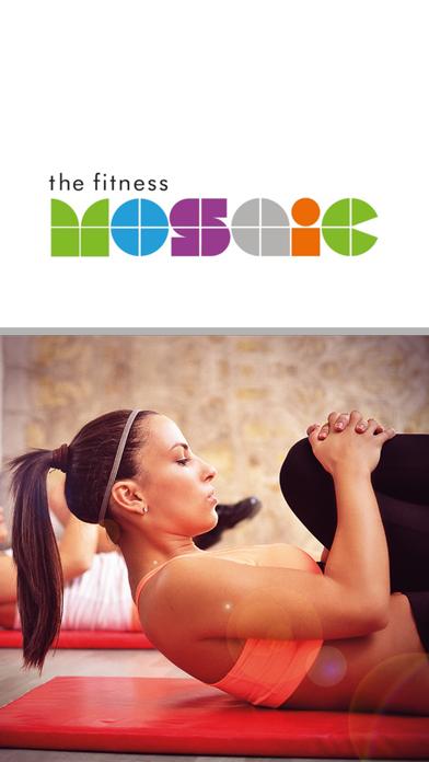 The Fitness Mosaic screenshot one