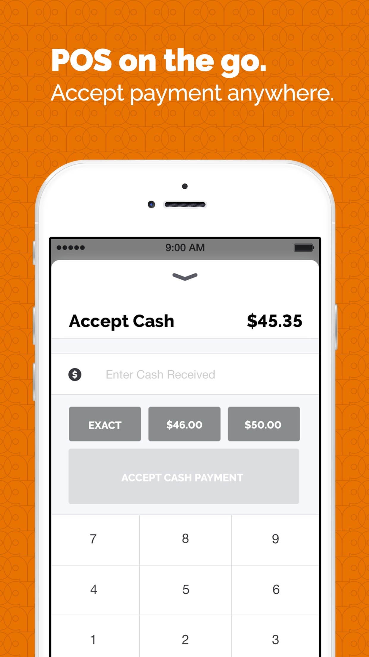 PayAnywhere - Point of Sale Screenshot