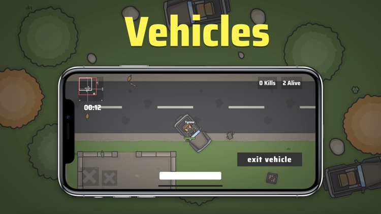 Foes.io screenshot-2