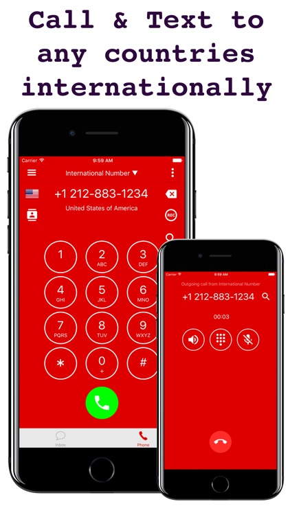 Second Line - 2nd Phone Number by Appsverse Inc