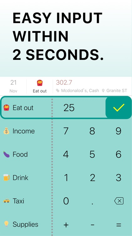 Receipt Box Pro Money Tracker screenshot-1