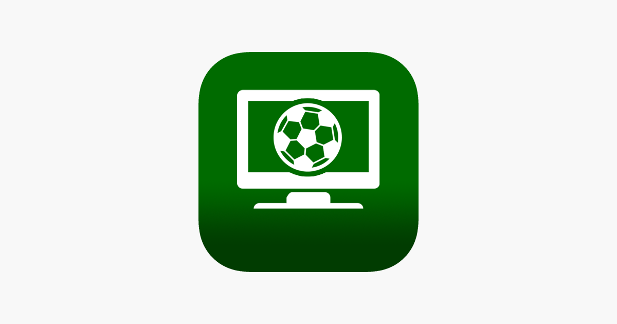 Live Football on TV Guide on the App Store