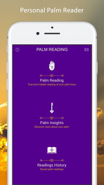 Palm Reader Insights Palmistry screenshot-0
