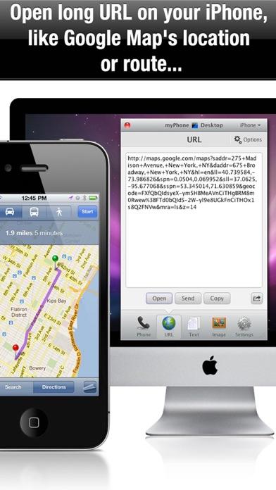 myPhoneDesktop screenshot three