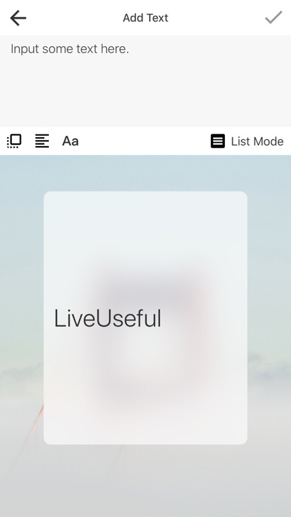 LiveUseful screenshot-1