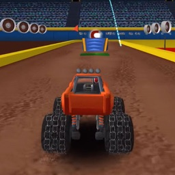 Go Blaze Monster Truck Racing