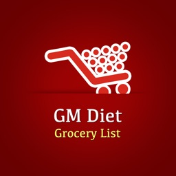GM Diet Grocery List