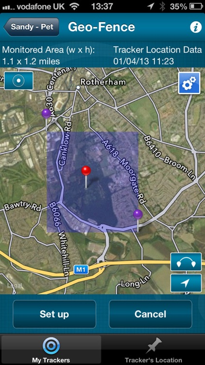 Track Your GPS GPRS Tracker screenshot-3