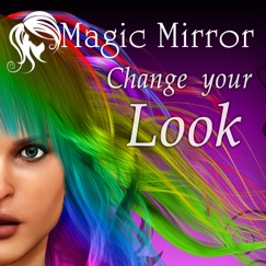 Hairstyle Magic Mirror uygulama incelemesi
