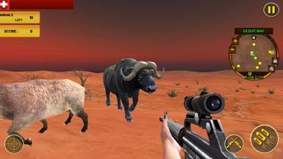 Desert Animal Shooting 18 ProСкриншоты 5