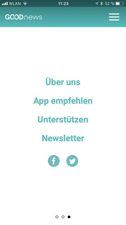 Good News App screenshot-4
