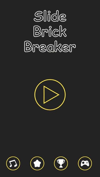 Slide Brick Breaker - Hard Snake