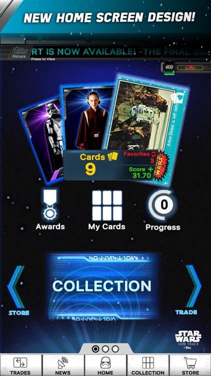 Star Wars™: Card Trader screenshot-3