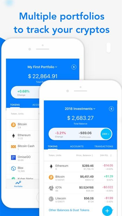 Blox Crypto Portfolio Tracker screenshot-3