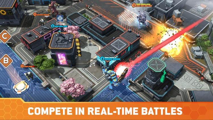 Titanfall: Assault screenshot-0