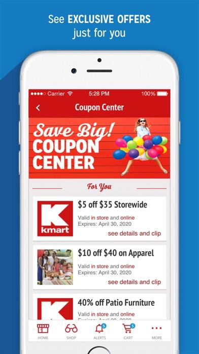 Screenshots for Kmart – Shop & Save