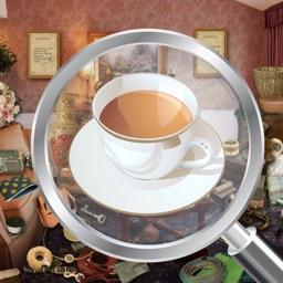 Hidden objects Tea House