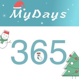 MyDays - Countdown days life