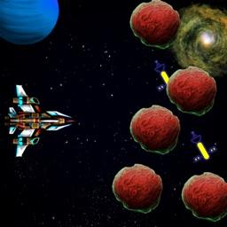 Spaceship vs Rocks