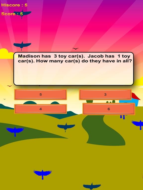 Flying Birds With Math Trivia screenshot 10