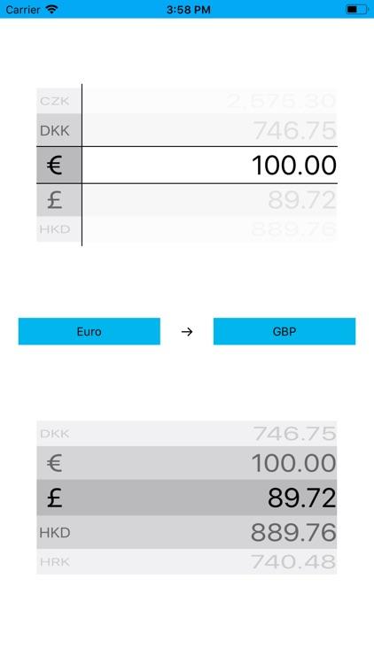 All Currency Converter app screenshot-3