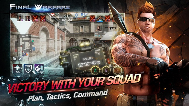 Final Warfare - Real Time FPS screenshot-3