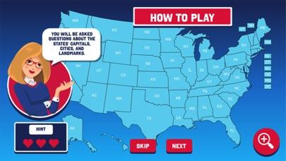 Guess the USA State screenshot 2