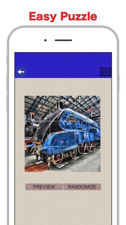 Express Train & Rail Road Game screenshot-4