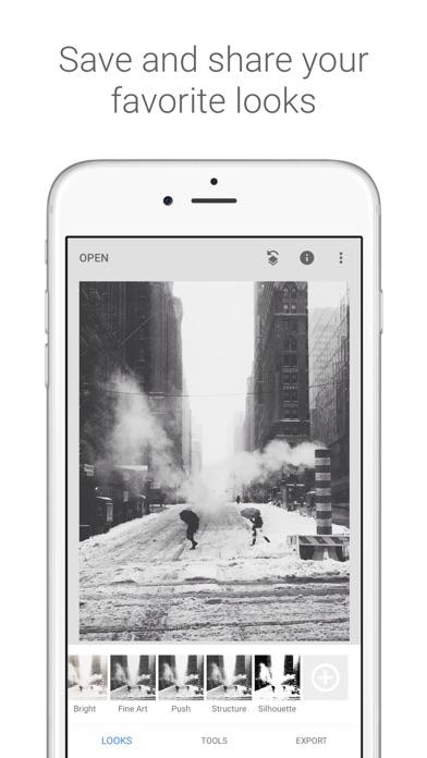 Snapseed et Photopower gratuits temporairement sur l'App Store-capture-1