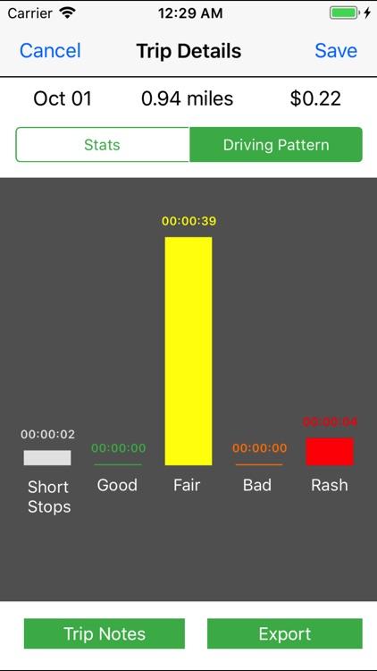 Extra Mile - Mileage Tracker screenshot-3